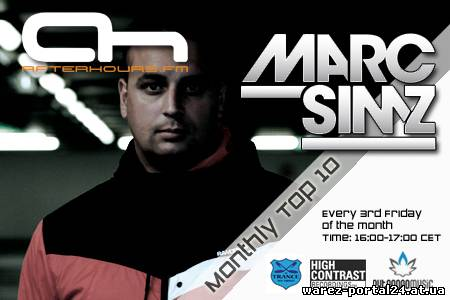 Marc Simz - Monthly top 10 (September 2013) (2013-09-20)