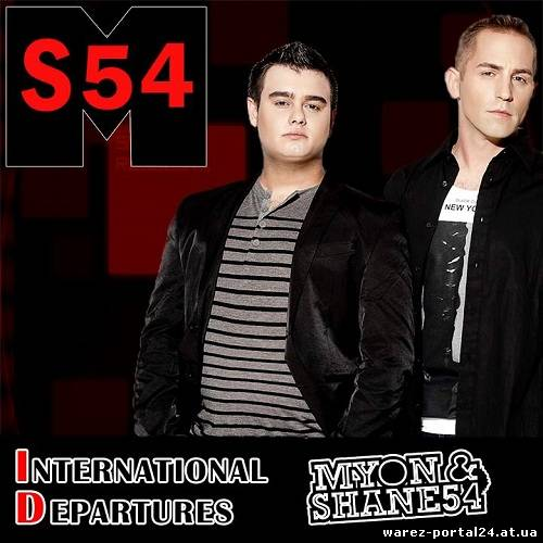 Myon & Shane 54 - International Departures 198 (2013-09-16) (SBD)