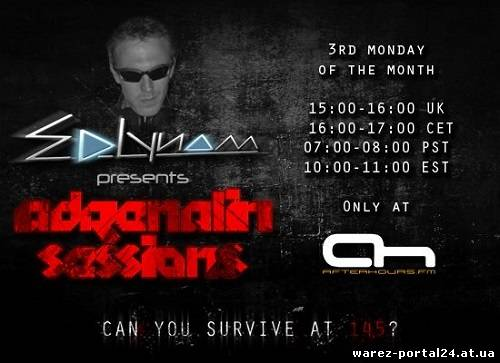 Ed Lynam - Adrenalin Sessions 065 (2013-09-16)