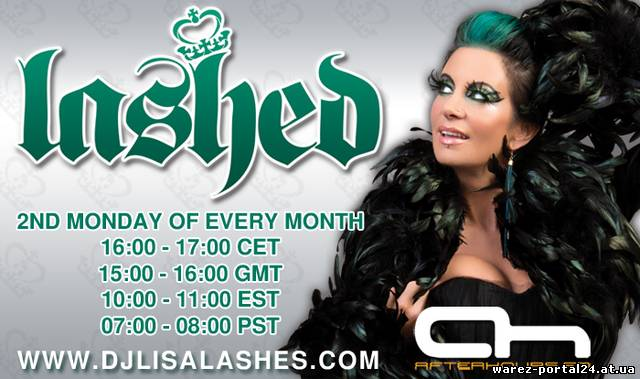 Lisa Lashes - Lashed (September 2013) (2013-09-09)
