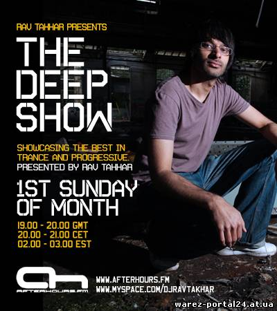 Rav Takhar - The Deep Show 036 (2013-09-19)