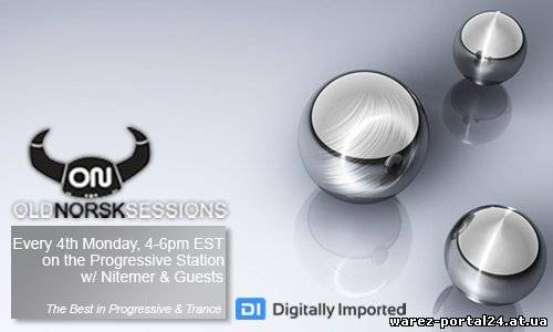 DJ Nitemer - Old Norsk Session 044 (2013-09-23)