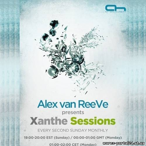 Alex van ReeVe - Xanthe Sessions 045 (2013-09-21)