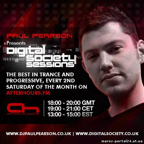 Paul Pearson - Digital Society Sessions 013 (2013-09-20)