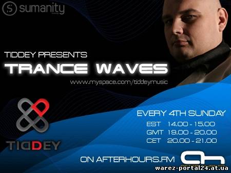 Tiddey - Trance Waves 046 (2013-09-22)