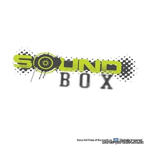 Bilal El Aly - SoundBox 058 (2013-09-20)