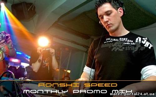 Ronski Speed - Promo Mix (October 2013) (2013-09-30)