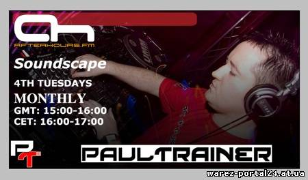 Paul Trainer - Soundscape 056 (2013-09-23)