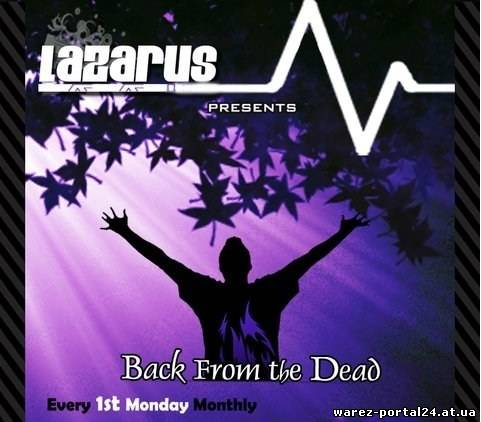 Lazarus - Back From The Dead Episode 163 (2013-09-23)