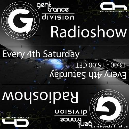 Above the Clouds - Gent Trance Division Radio Show 008 (2013-09-28)