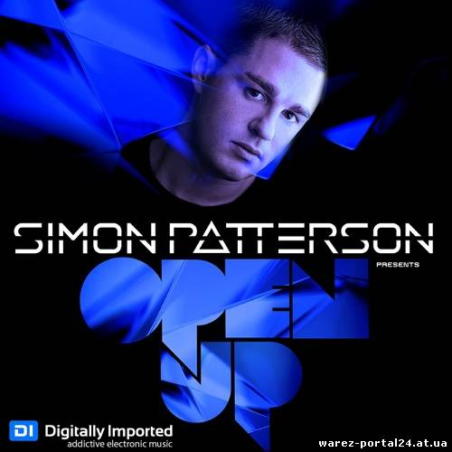 Simon Patterson - Open Up 036 (2013-10-03)