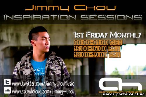 Jimmy Chou - Inspirations Sessions 018 (2013-10-04)