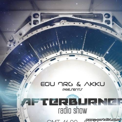Edu NRG & Akku - Afterburner 013 (2013-10-05)