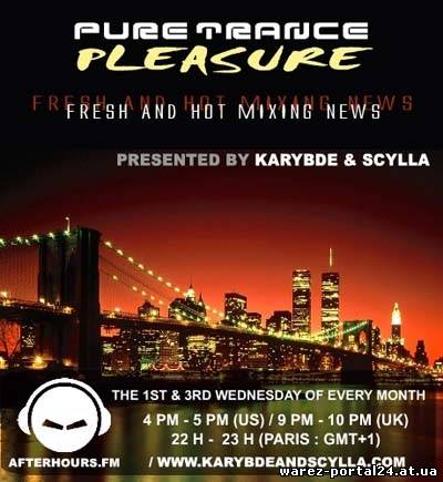 Karybde & Scylla -  Pure Trance Pleasure 169 (2013-10-02)