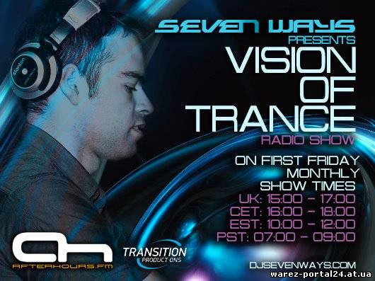 Seven Ways - Vision of Trance 061 (2013-10-04)
