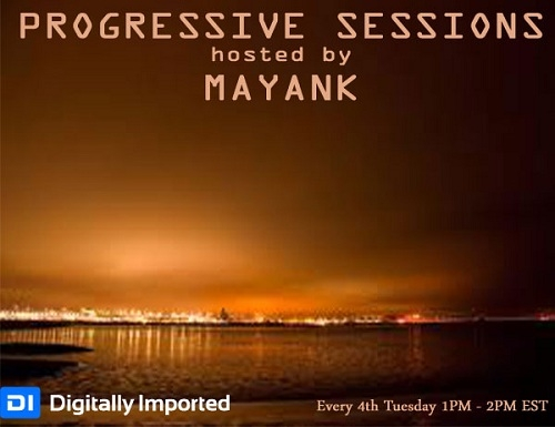 Mayank - Progressive Sessions 031 (2013-10-08)