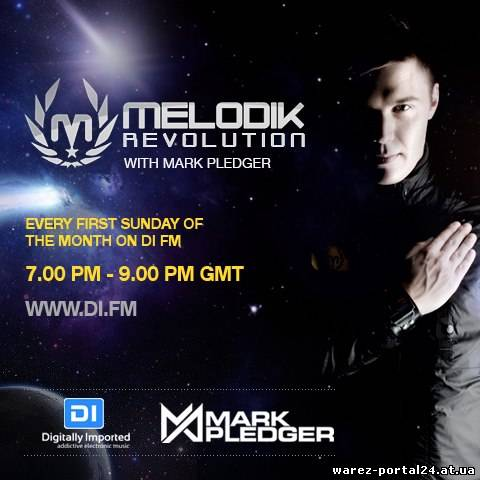 Mark Pledger - Melodik Revolution 009 (201310-06)
