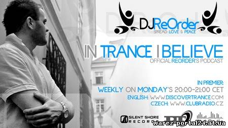 ReOrder - In Trance I Believe 198 (2013-10-07)