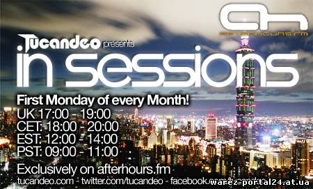 Tucandeo - In Sessions 034 (2013-10-07)
