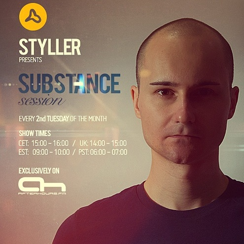 Styller - Substance Session 010 (2013-10-08)