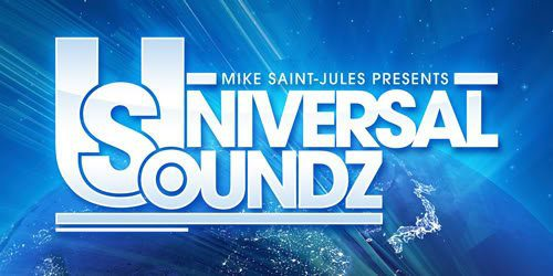 Mike Saint-Jules - Universal Soundz 382 (2013-10-08)
