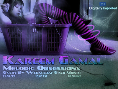 Kareem Gamal - Melodic Obsessions 037 (2013-10-09)