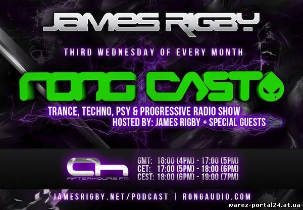 James Rigby - Rongcast 039 (2013-10-07)