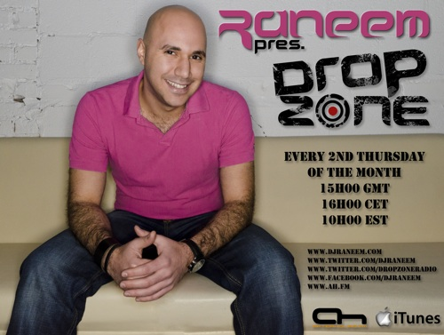 Raneem - Drop Zone Radio 076 (2013-10-10)